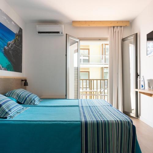 HABITACION PAQUETE CICLISTA PREMIUM Hotel Eolo