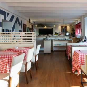 Restaurante Hotel Eolo